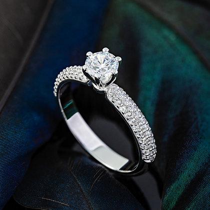 Помолвочное кольцо 3130 Цена 5 800 грн
