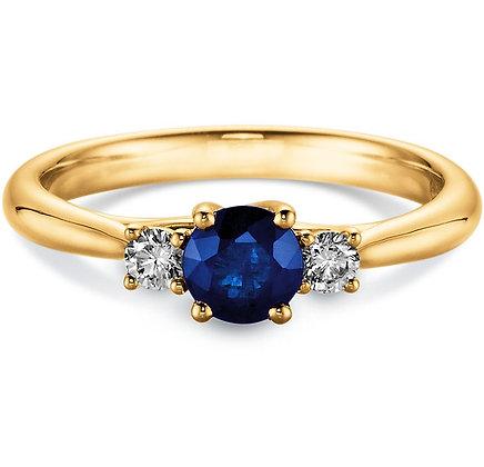 Помолвочное кольцо 786-3 Цена 4 900 грн