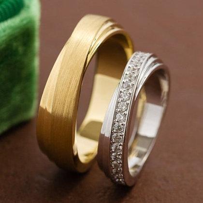 Обручальные кольца 021 Цена 19 900 грн