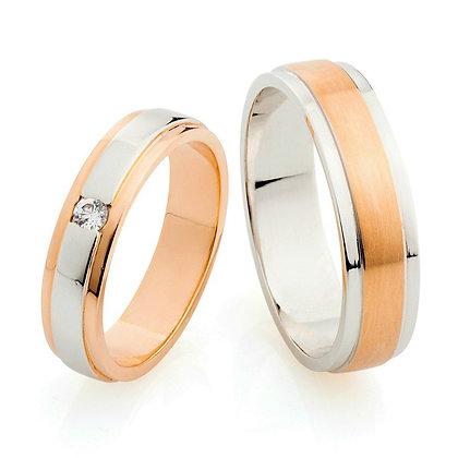 Обручальные кольца 391 Цена 17 600 грн