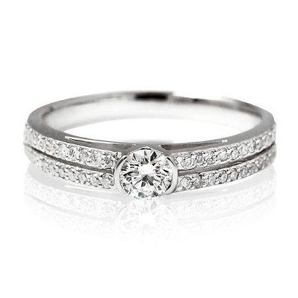 Помолвочное кольцо 724 Цена 4 700 грн
