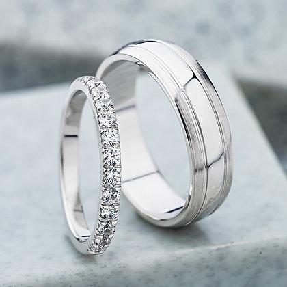 Обручальные кольца 407 Цена 14 800 грн