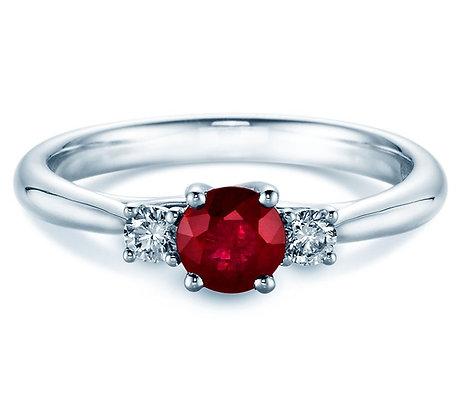 Помолвочное кольцо 786-1 Цена 4 900 грн