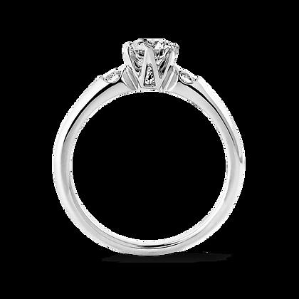 Помолвочное кольцо 743 Цена 4 100 грн