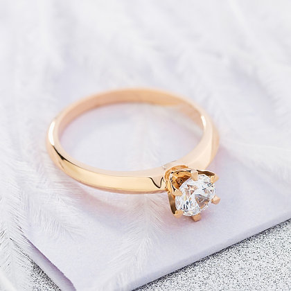 Помолвочное кольцо 704 Цена 4 700 грн
