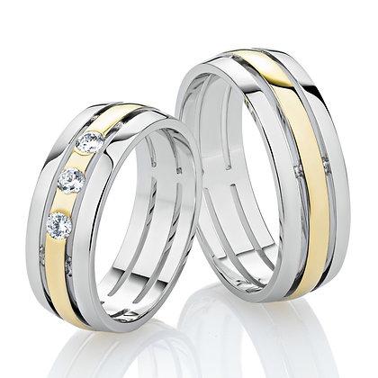 Обручальные кольца 301 Цена 19 500 грн