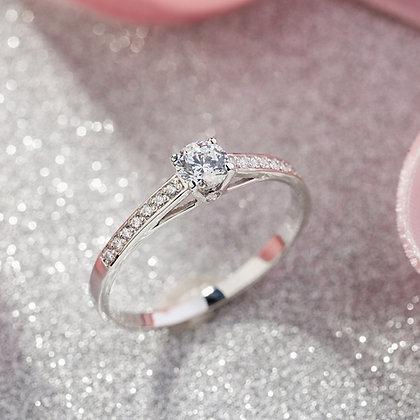 Помолвочное кольцо 709 Цена 4 100 грн