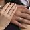 Thumbnail: Обручальные кольца 186 Цена 12 150 грн