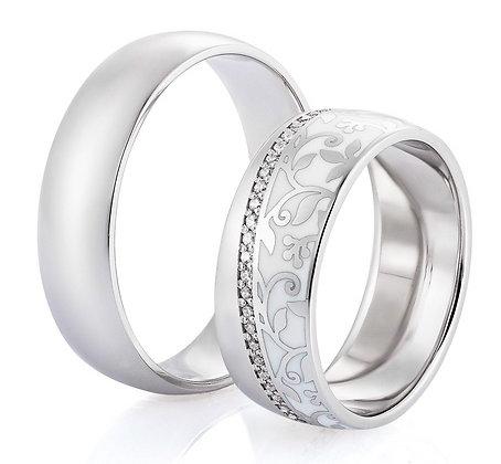 Обручальные кольца 539 Цена 19 900 грн