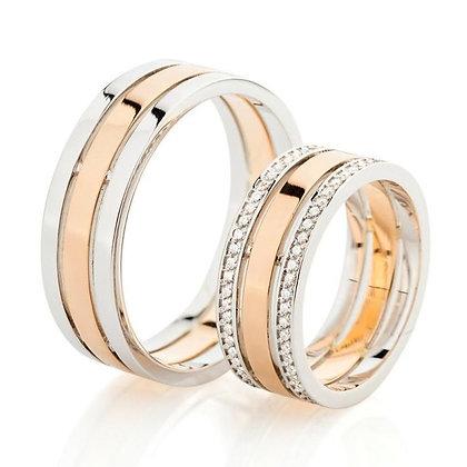 Обручальные кольца 326 Цена 21 000 грн