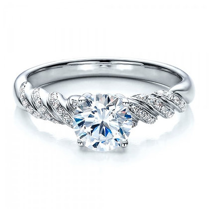 Помолвочное кольцо 71 Цена 5 800 грн