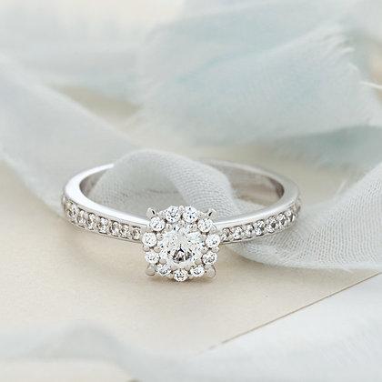 Помолвочное кольцо 303 Цена 5600 грн