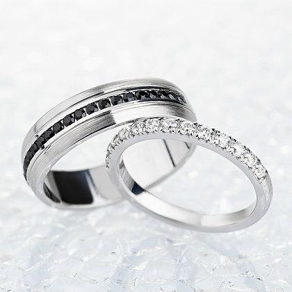 Обручальные кольца 409 Цена 14 800 грн