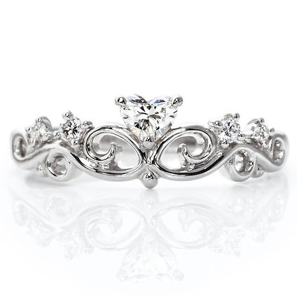 Помолвочное кольцо 716-2 Цена 4 200 грн