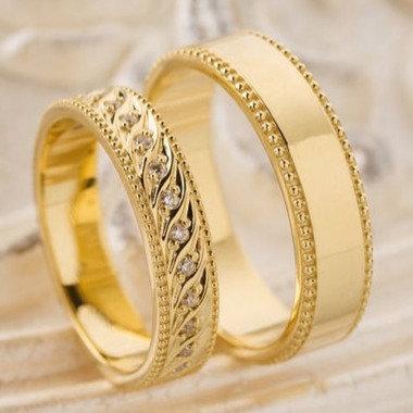 Обручальные кольца 016 Цена 18 200 грн