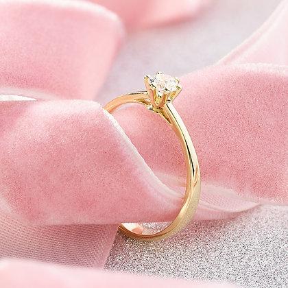 Помолвочное кольцо 707 Цена 4 100 грн