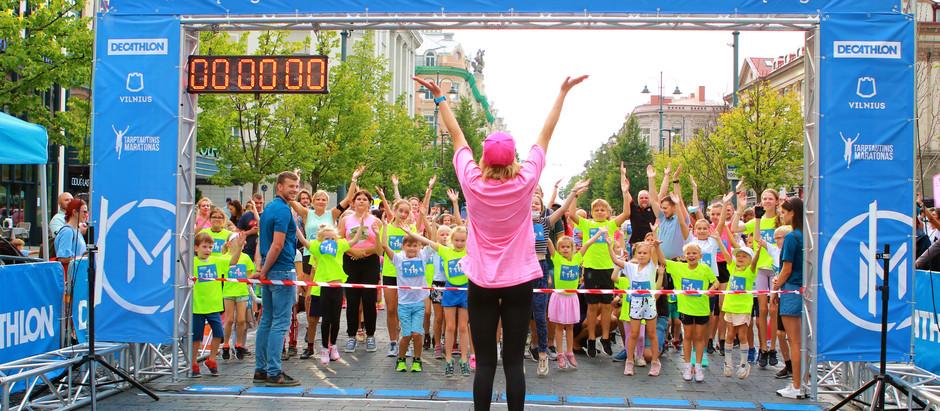 Blossom of Hope 2021 x Moterų Bėgimas