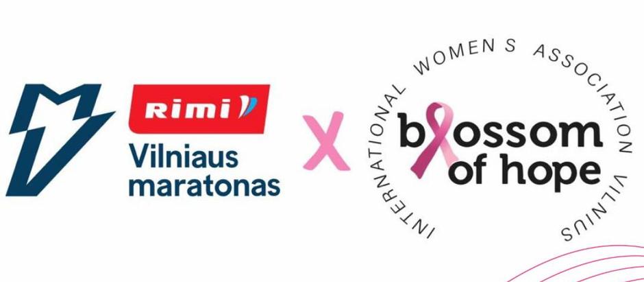 Blossom of Hope x Rimi Vilnius Marathon