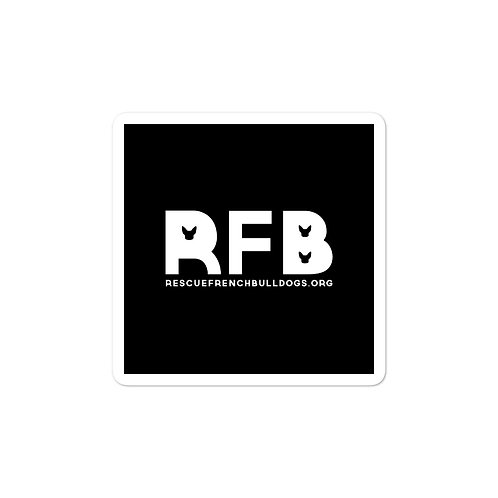 RFB Bubble-free stickers