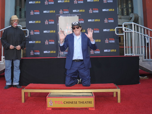 Michael Madsen Handprint Ceremony and Film Premiere At The TCL Chinese Theatre