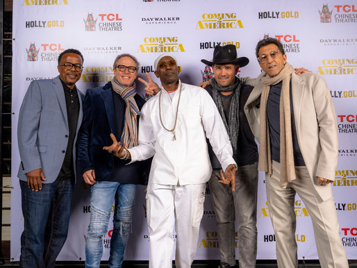 Wesley Snipes - Coming 2 America Screening Party