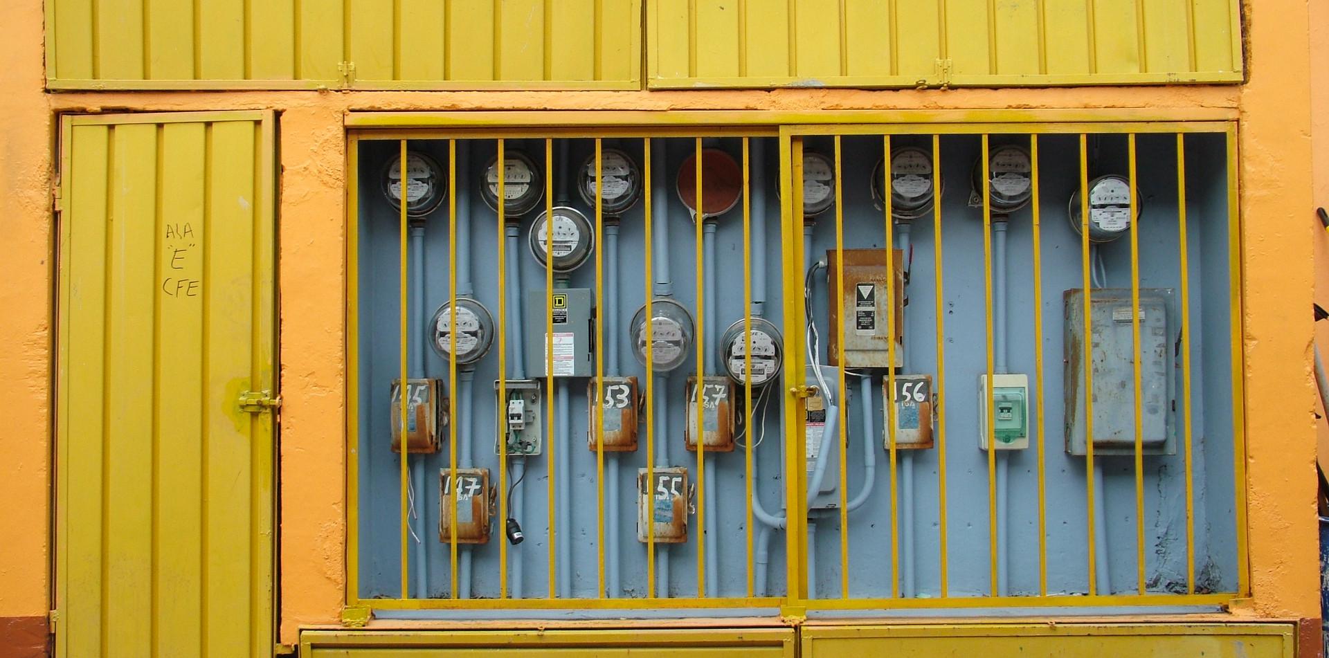 Locked electricity