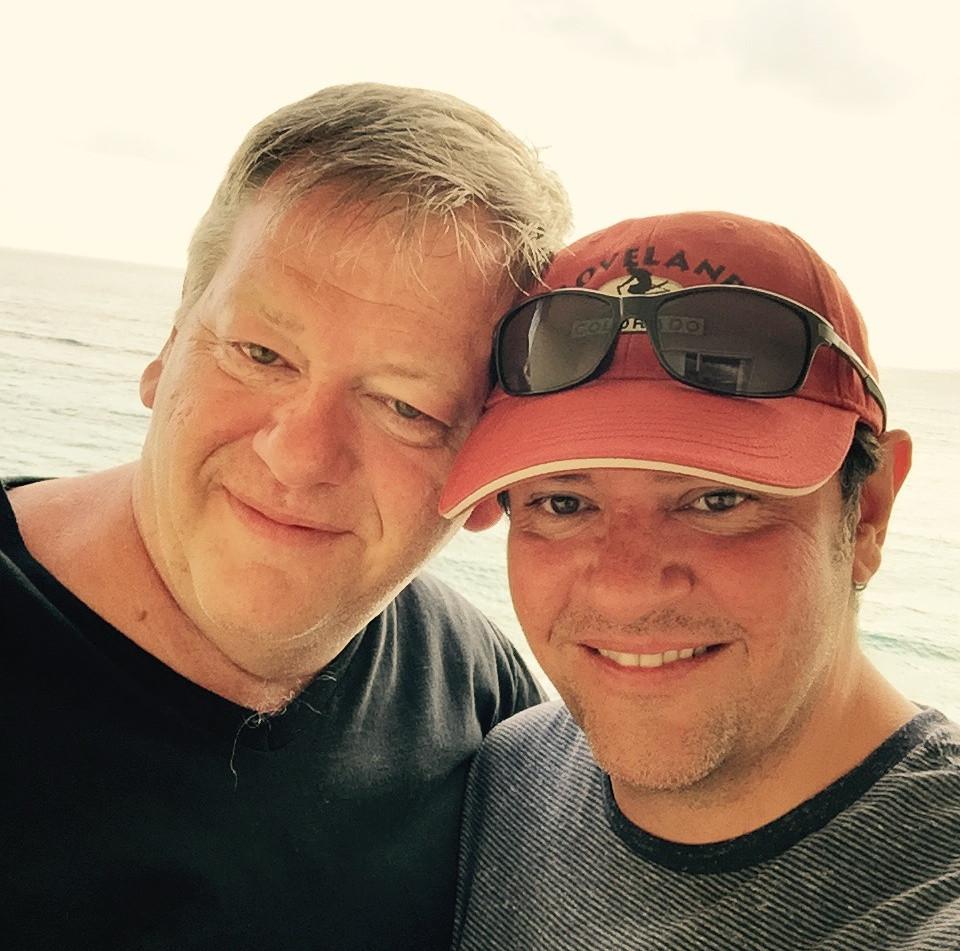 Cancun selfie
