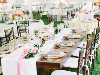 Wedding Décor Trends for 2017