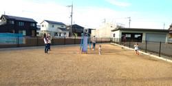 小田苅町公園風景