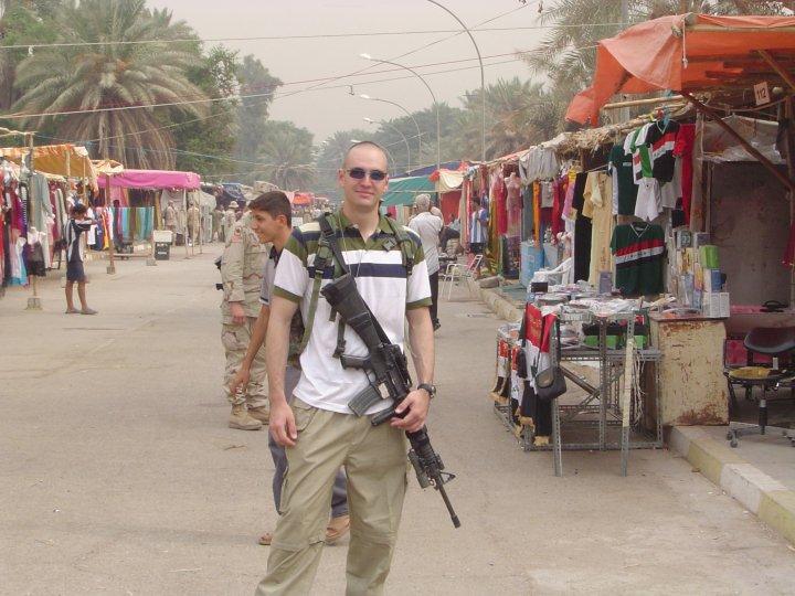 Baghdad Bazaar