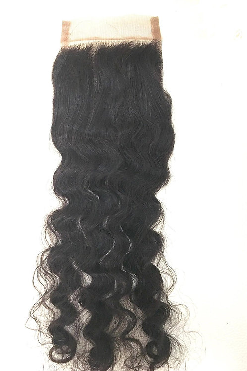 Loose Curly/Wavy Lace Closure