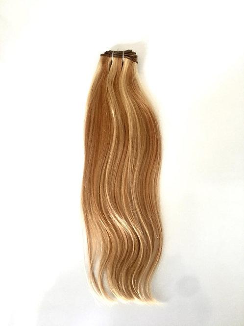 European Weft Hair #P27/613