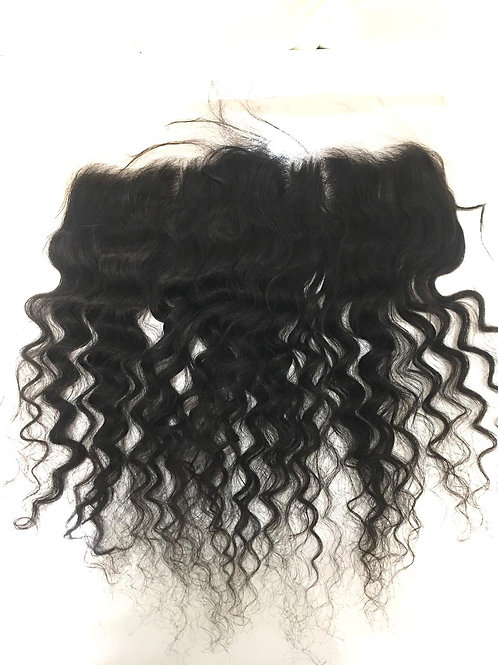 Natural Wave Lace Frontal 13 x 4