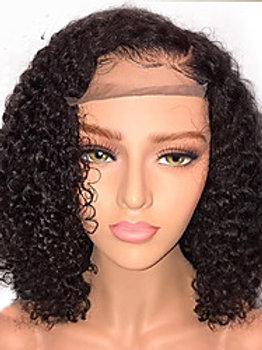 "18"" Russian Luxurious Kinks Custom Wig"