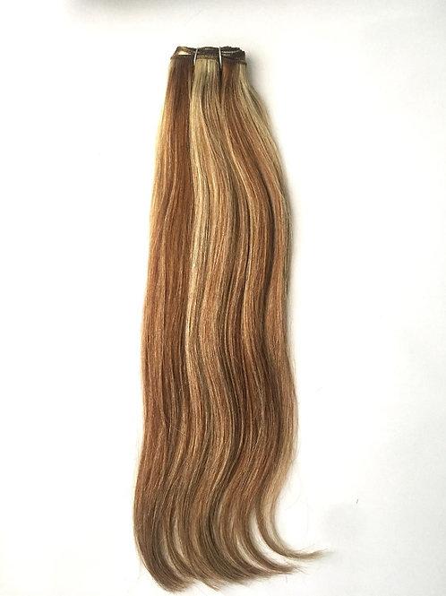 European Weft Hair #P6/613
