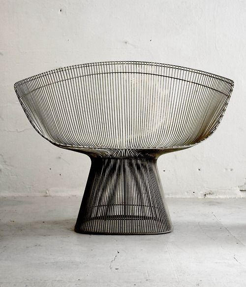 Chaise de Warren Platner