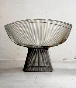 Chaise de Warren Platner