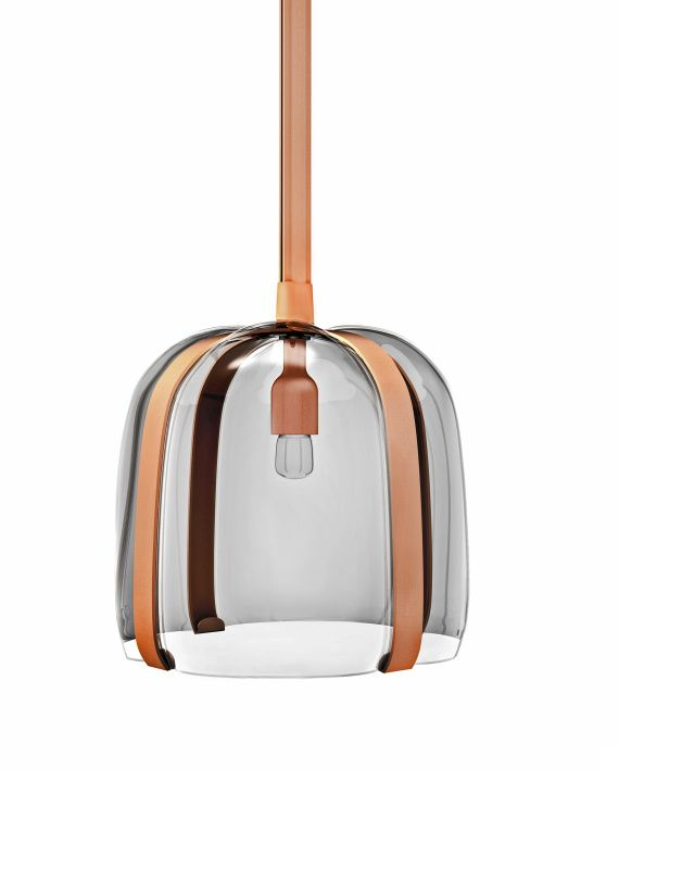 The 'Bondage' pendant light