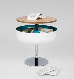 Pélican Bedside Table