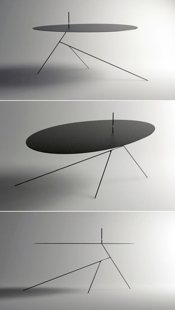 Table Chiuet