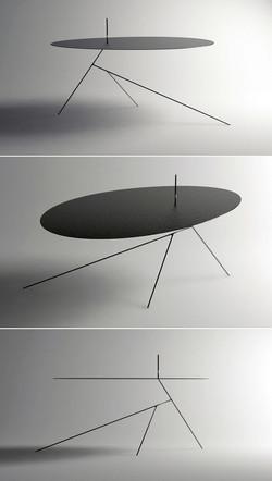 Table Chiuet