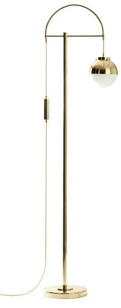 The Bauhaus-era Lift lamp
