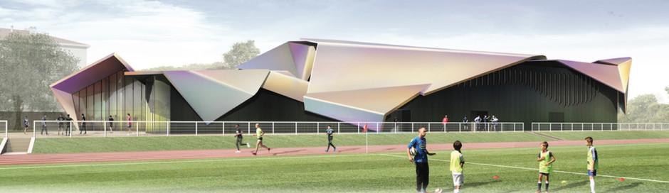 Un nouveau Gymnase à Valence