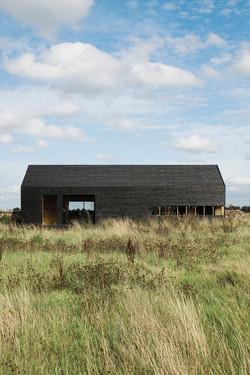 Ochre Barn by Carl Turner
