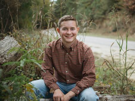 Senior | Colter