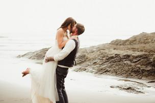 Costa Rica Beach Wedding