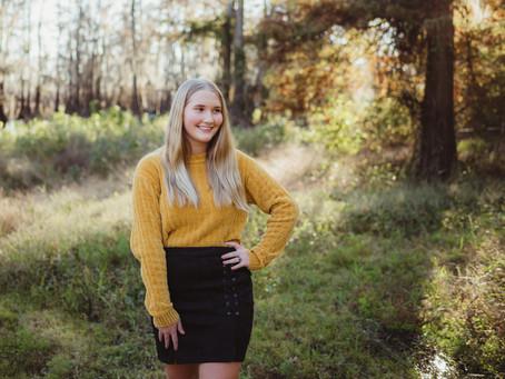 Senior | Maddy