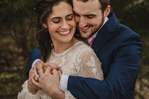 Lake Charles Spring Wedding