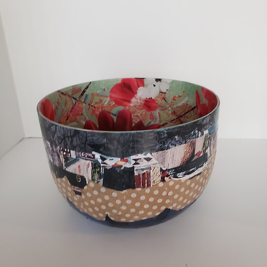 Bowl with Bugs