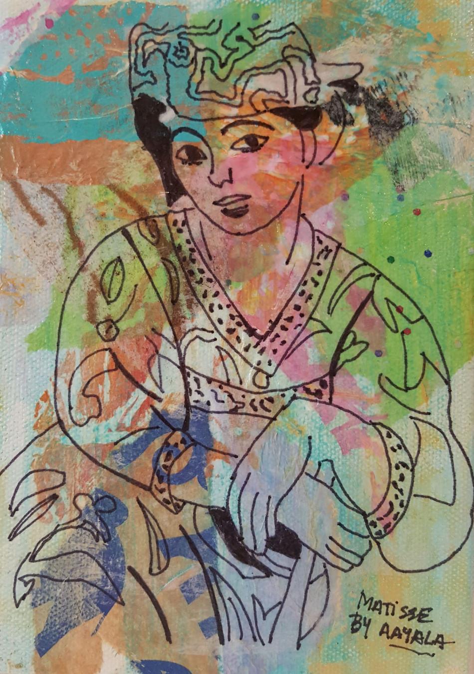 Matisse by Ayala Two